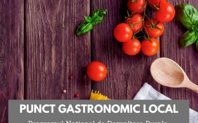PNDR 2021: Fonduri europene pentru înființarea unui punct gastronomic local